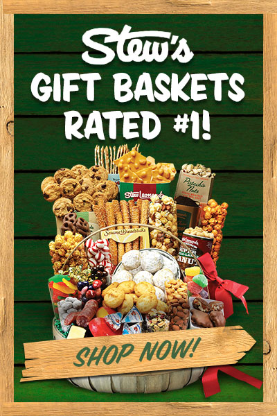 Stew's Gift Baskets rated #1! Shop now!…
