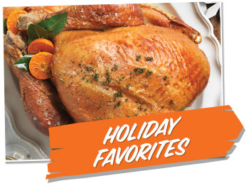 holiday favorites category