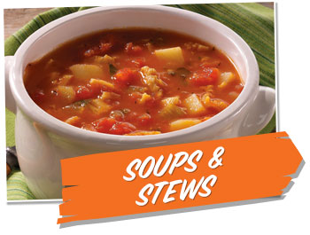 soups and stews category